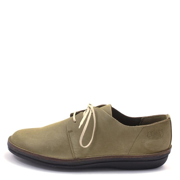 Loints of Holland, 49003 Men's Turbo Men's Lace-up Shoe, green Größe 43