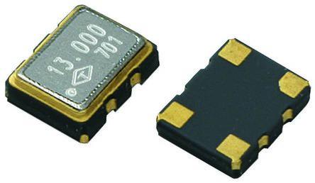 TAITIEN 20MHz TCXO Oscillator, Clipped Sinewave ±2.5ppm SMDR0053-T-052-3
