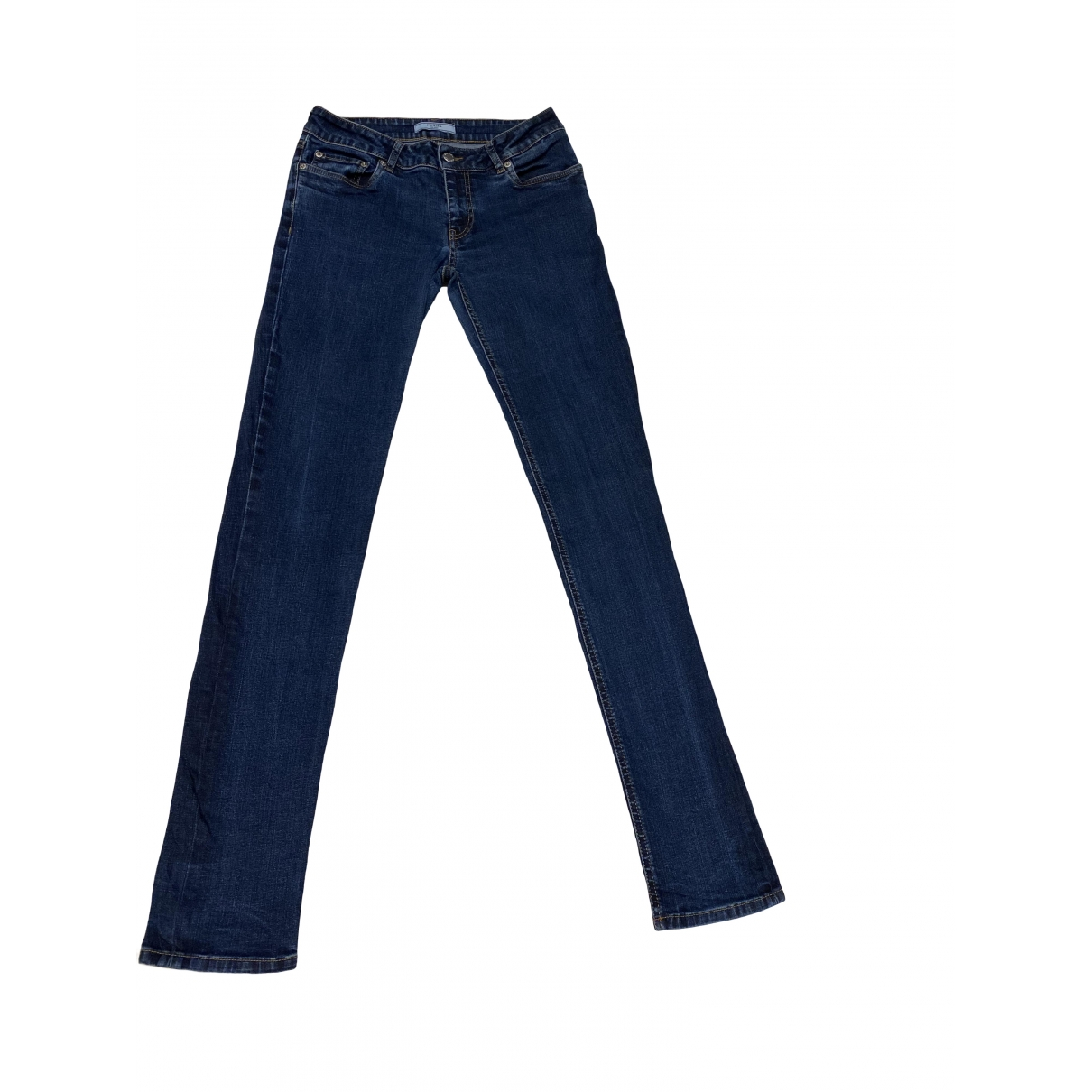 Prada \N Blue Denim - Jeans Jeans for Women 28 US