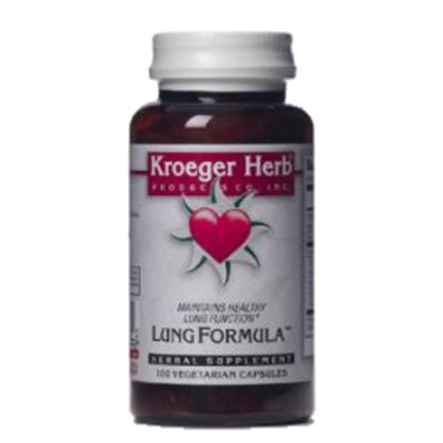 Lung Formula (Sound Breath) 100 Cap by Kroeger Herb