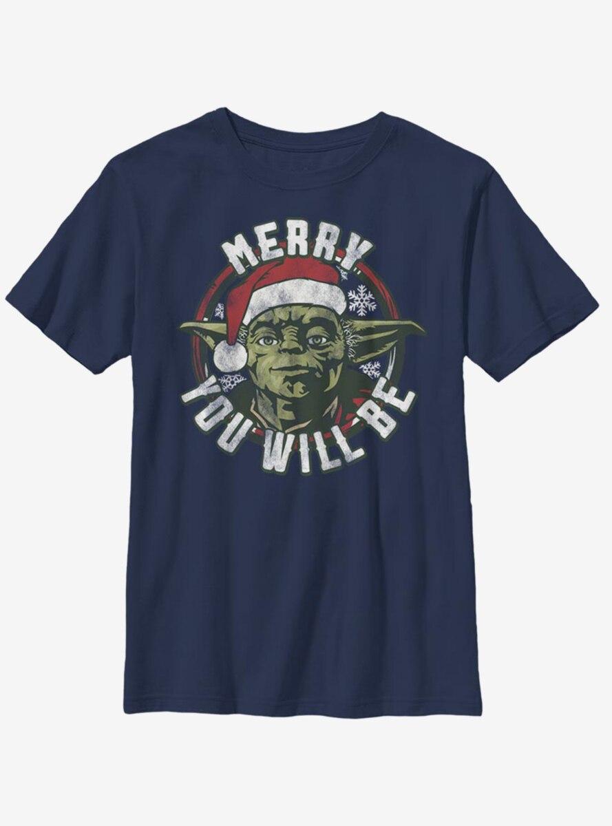 Star Wars Yoda Believe You Must Youth T-Shirt