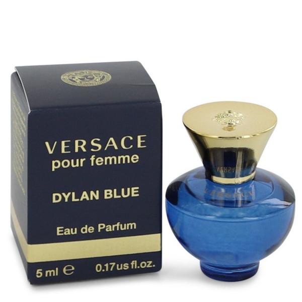 Versace - Dylan Blue : Eau de Parfum Spray 5 ml