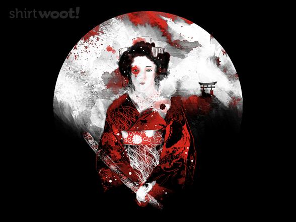 Onna-bugeisha T Shirt