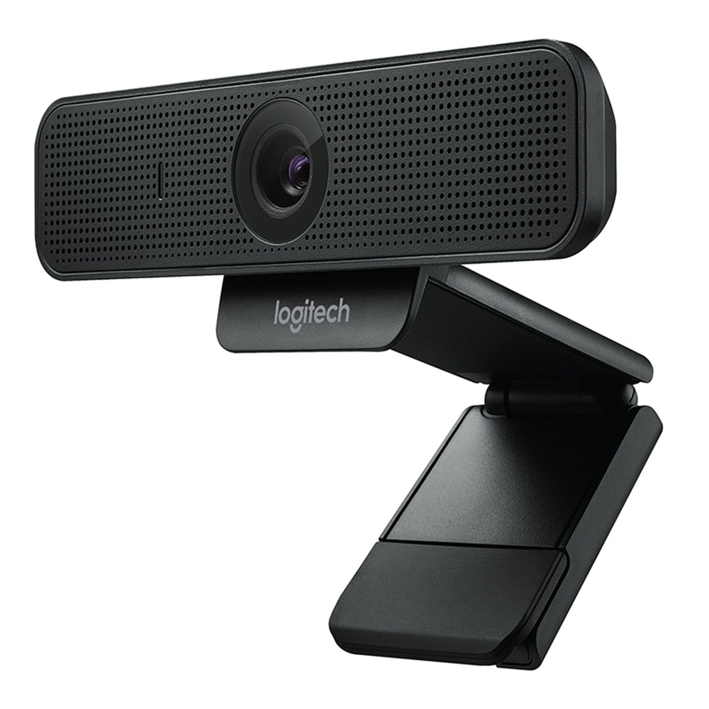 Logitech C925-e WebCamera With 1080P HD Video And Built-In Stereo Microphones - Black