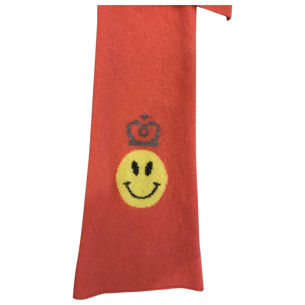 Queene And Belle \N Orange Cashmere scarf for Women \N