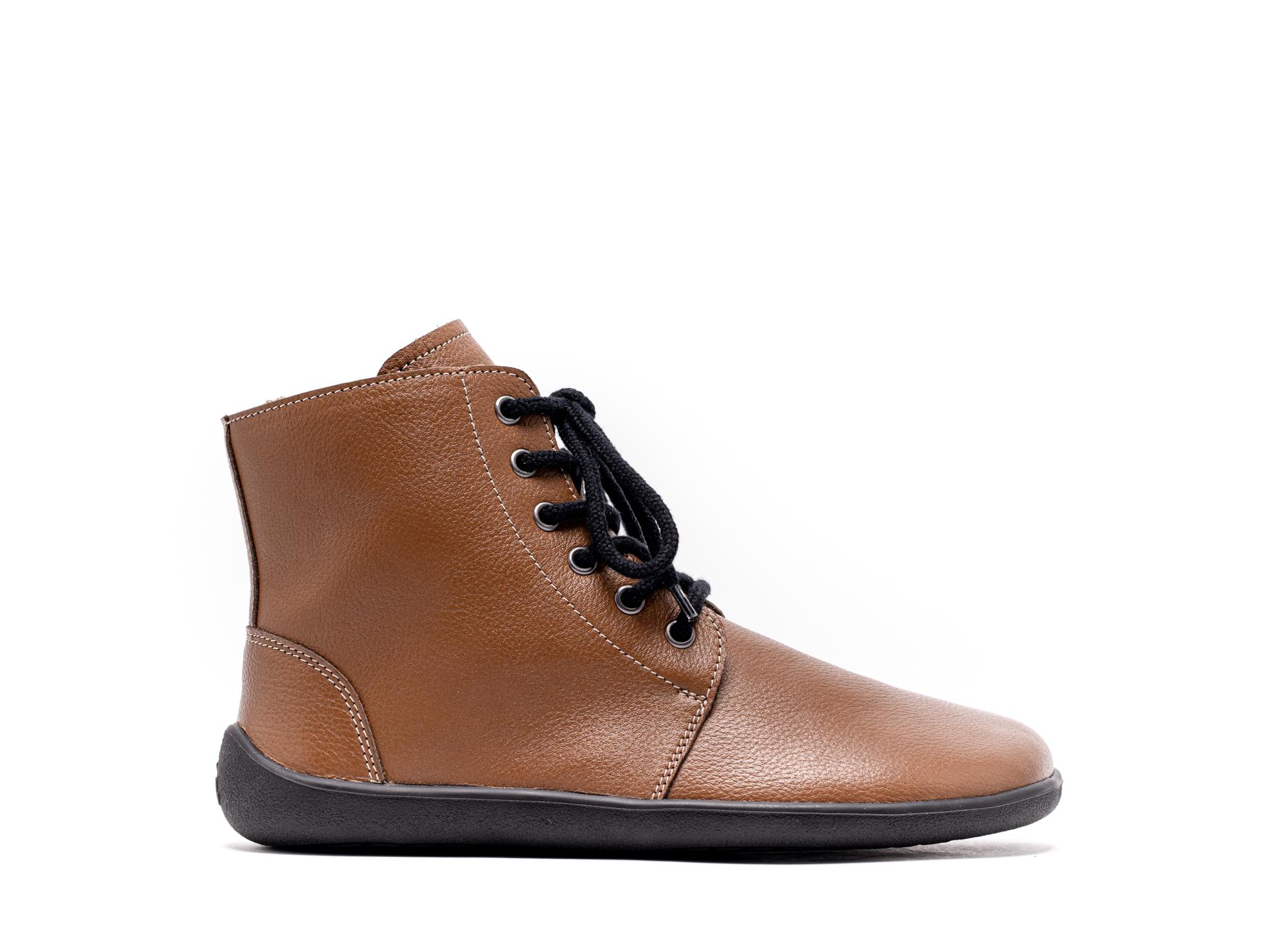 Barefoot shoes – Be Lenka Nord – Caramel 45