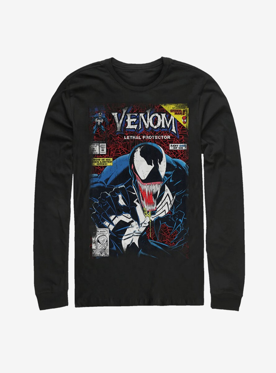 Marvel Venom Lethal Protector Long Sleeve T-Shirt