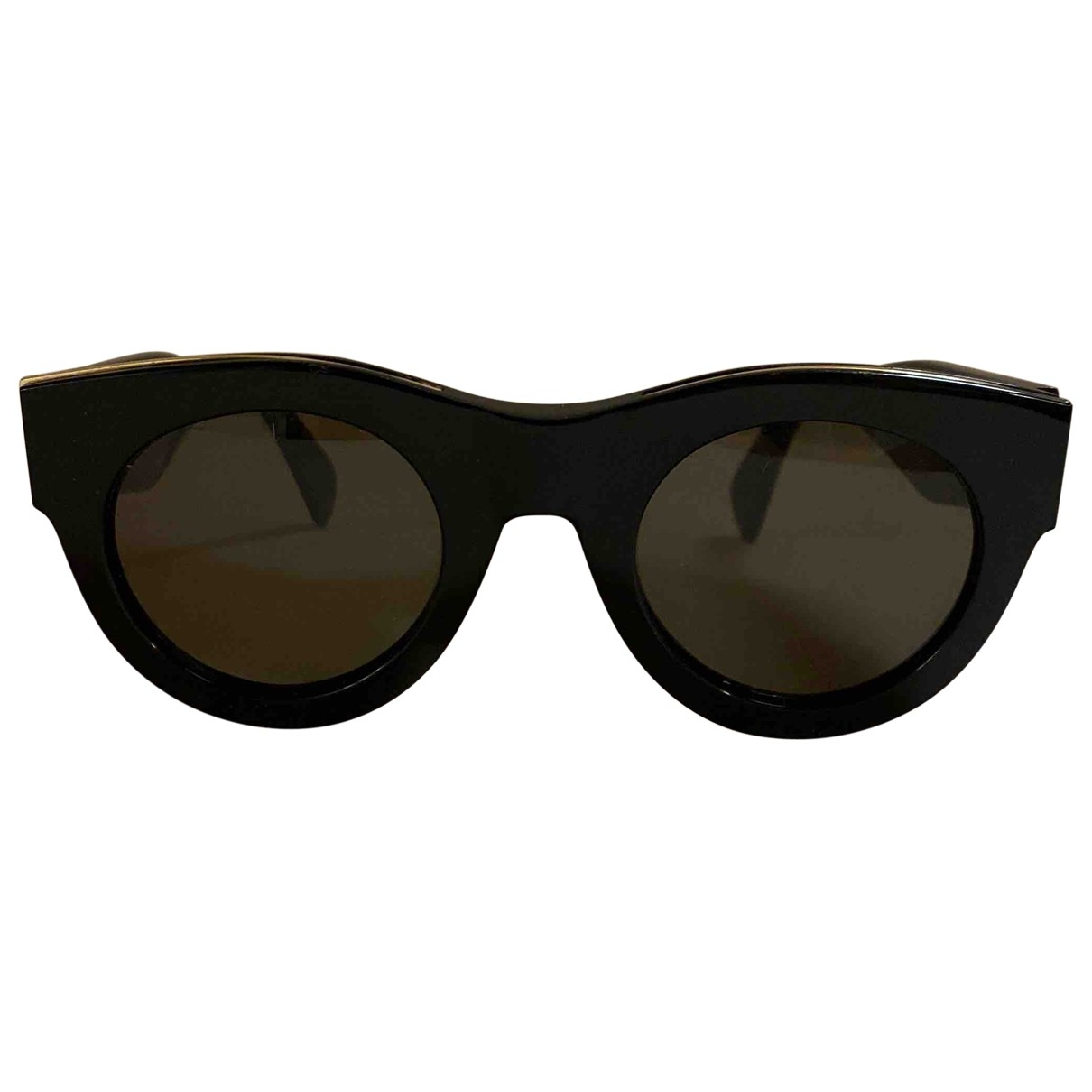Celine \N Black Sunglasses for Women \N