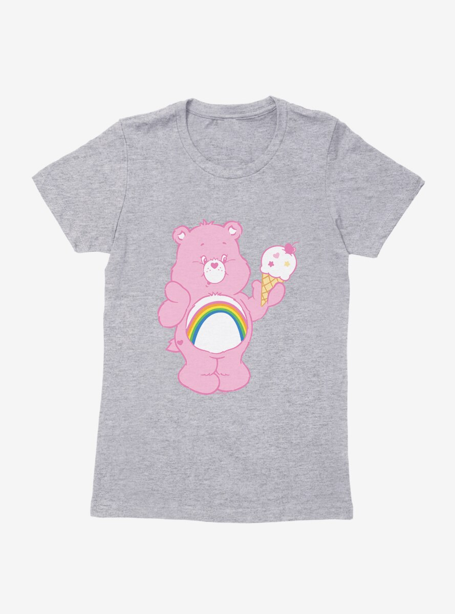 Care Bears Cheer Bear Ice Cream Womens T-Shirt