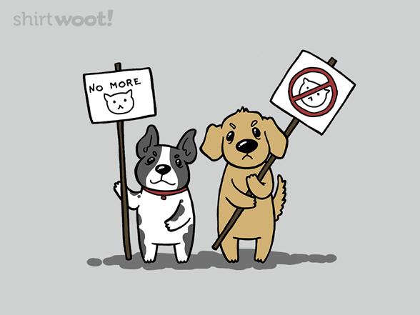 No More Cats! T Shirt
