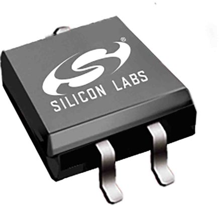 Silicon Labs SI7201-B-12-IV , Latch Hall Effect Sensor, 3-Pin SOT-23 (300)