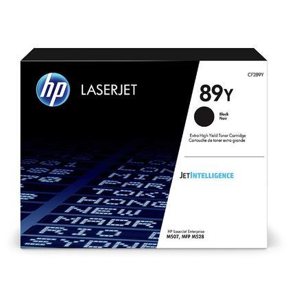 HP LaserJet Enterprise M507dng Original Black Toner Cartridge, Extra High Yield