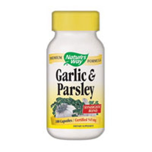 Garlic-Parsley 100 Caps by Nature's Way