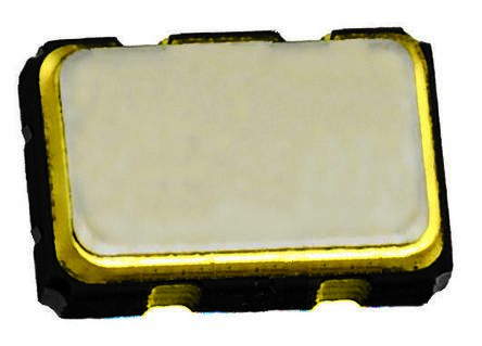 Euroquartz 25MHz Crystal ±30ppm SMD 4-Pin 5 x 3.2 x 1mm