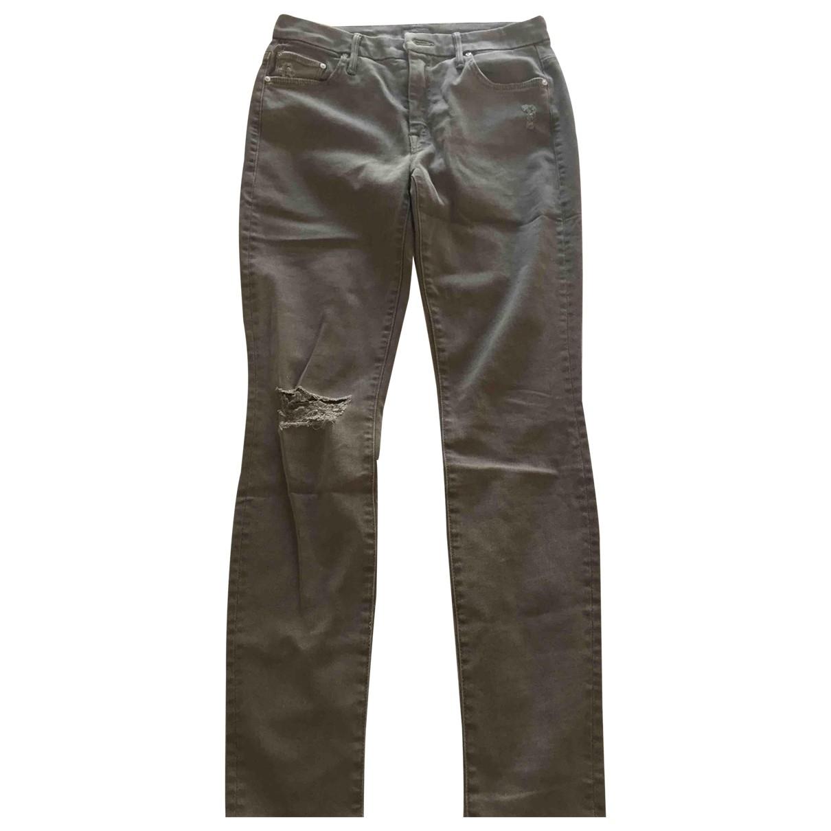 M\N Grey Denim - Jeans Trousers for Women S International
