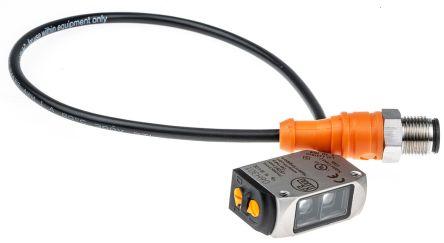 ifm electronic Photoelectric Sensor Diffuse 2 → 200 mm Detection Range PNP