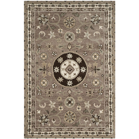 Safavieh Ifrit Hand Tufted Area Rug, One Size , Brown