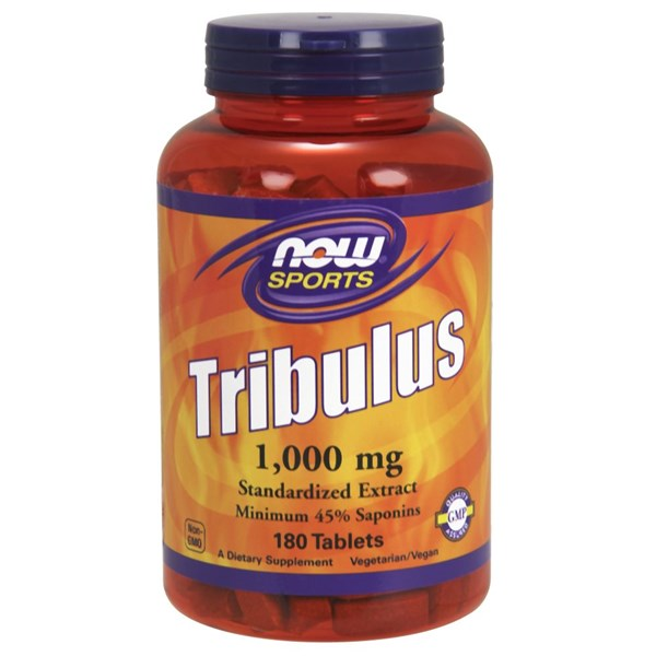 Tribulus 180 Tabs by Now Foods