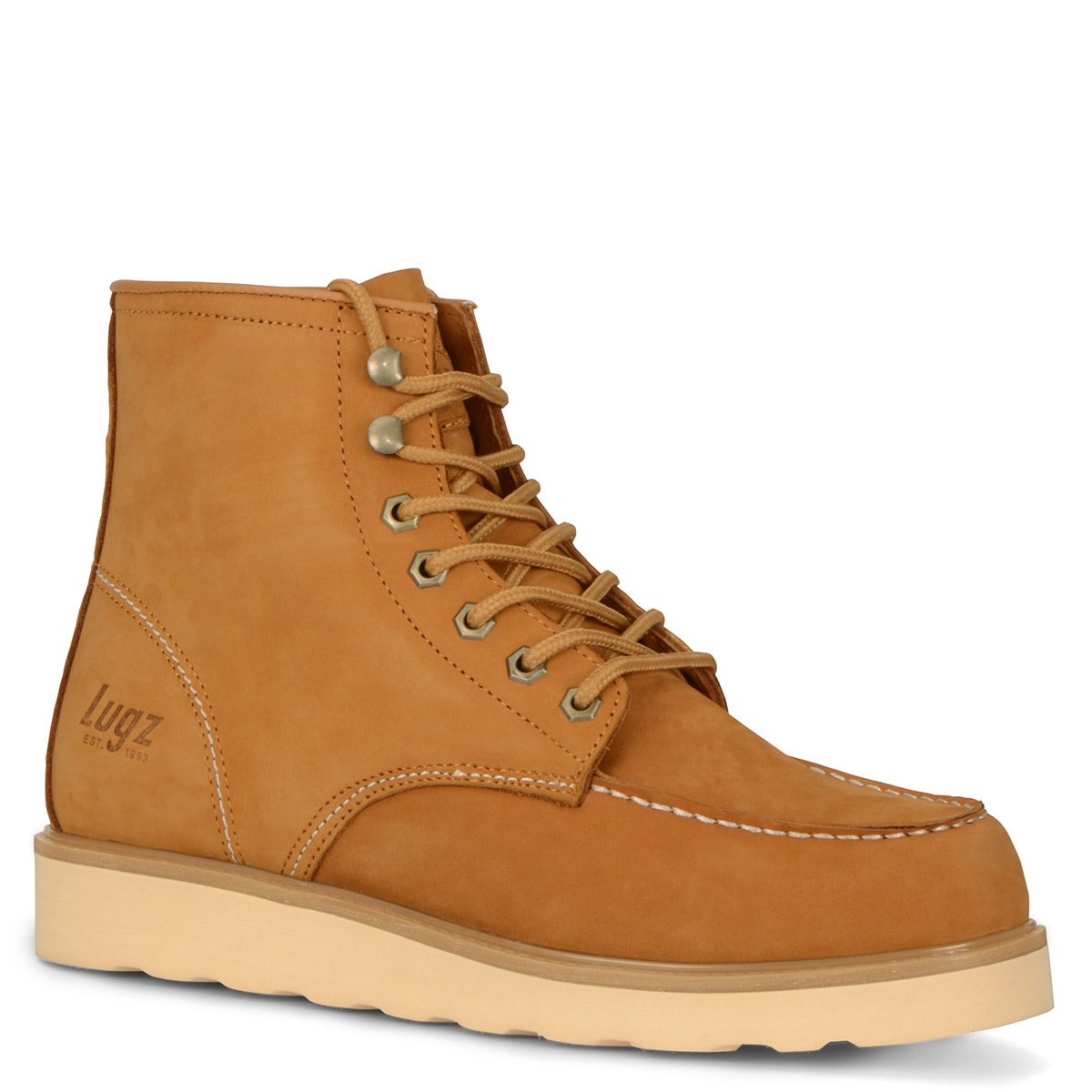 Men's Prospect 6 Inch Boot (Choose Your Color: Golden Wheat/Cream/Gum, Choose Your Size: 13.0)