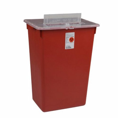 Sharps Container 14 H X 15-1/2 W X 12 D Inch 7 Gallon - 1 Each by Cardinal