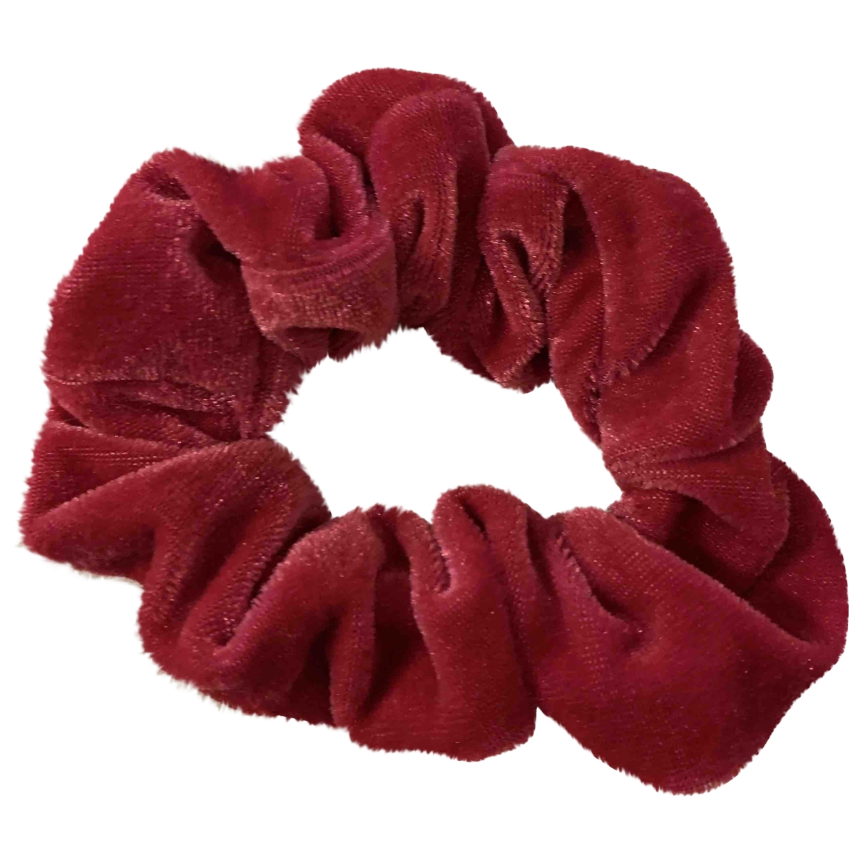Non Signé / Unsigned \N Pink Cloth Hair accessories for Women \N