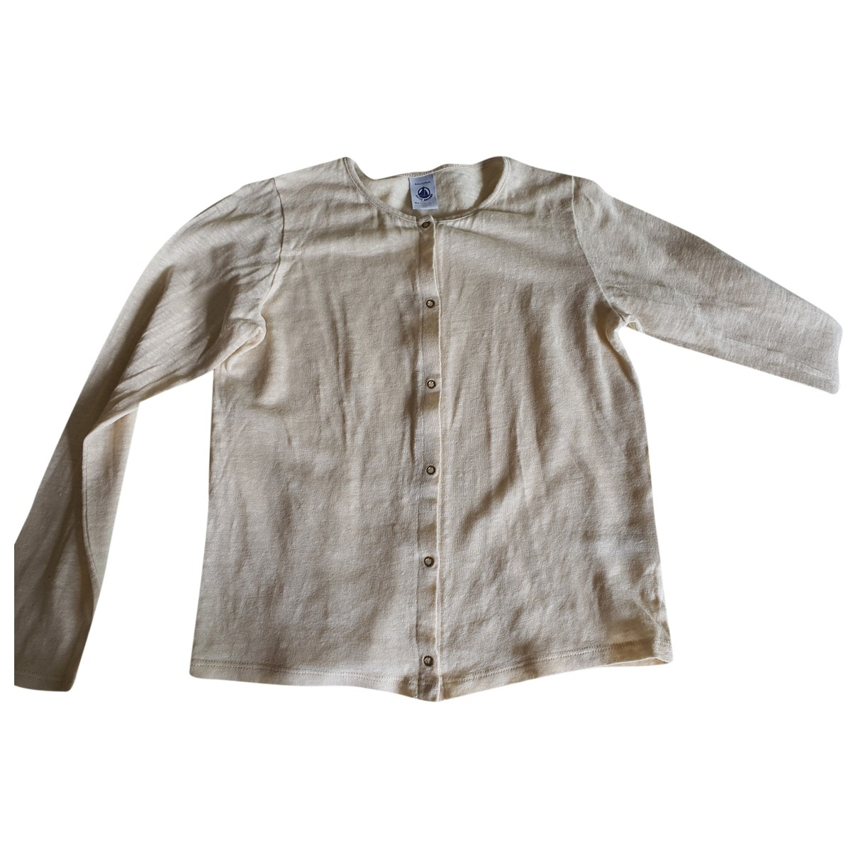 Petit Bateau \N Beige  top for Kids 8 years - up to 128cm FR