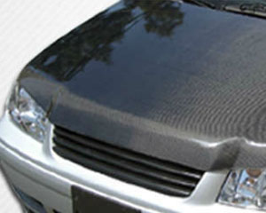 Advan Carbon BKVJ99-AC2000HCB Boser Design Carbon Fiber Hood Volkswagen Jetta MK4 1999-2004