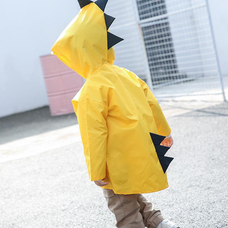 Children's Creative Dinosaur Raincoat Rain Cape