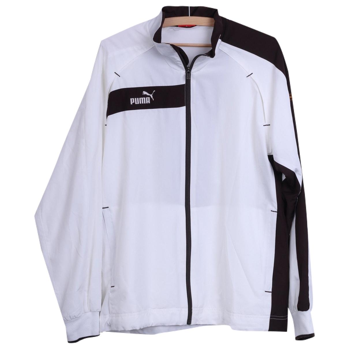 Puma \N White jacket  for Men M International
