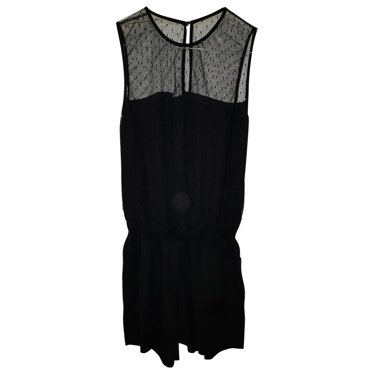 Maje \N Black jumpsuit for Women 34 FR
