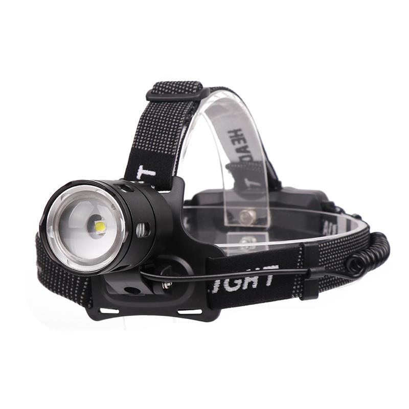 XPL-V6 LED Headlamp Zoomable Camping Hunting Emergency Lantern Bike Bicycle Cycling