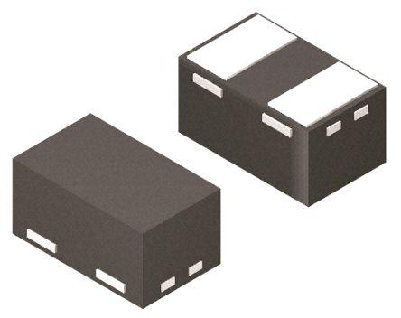 Nexperia PESD5V0V1BL,315, Bi-Directional ESD Protection Diode, 45W, 2-Pin SOD-882 (50)