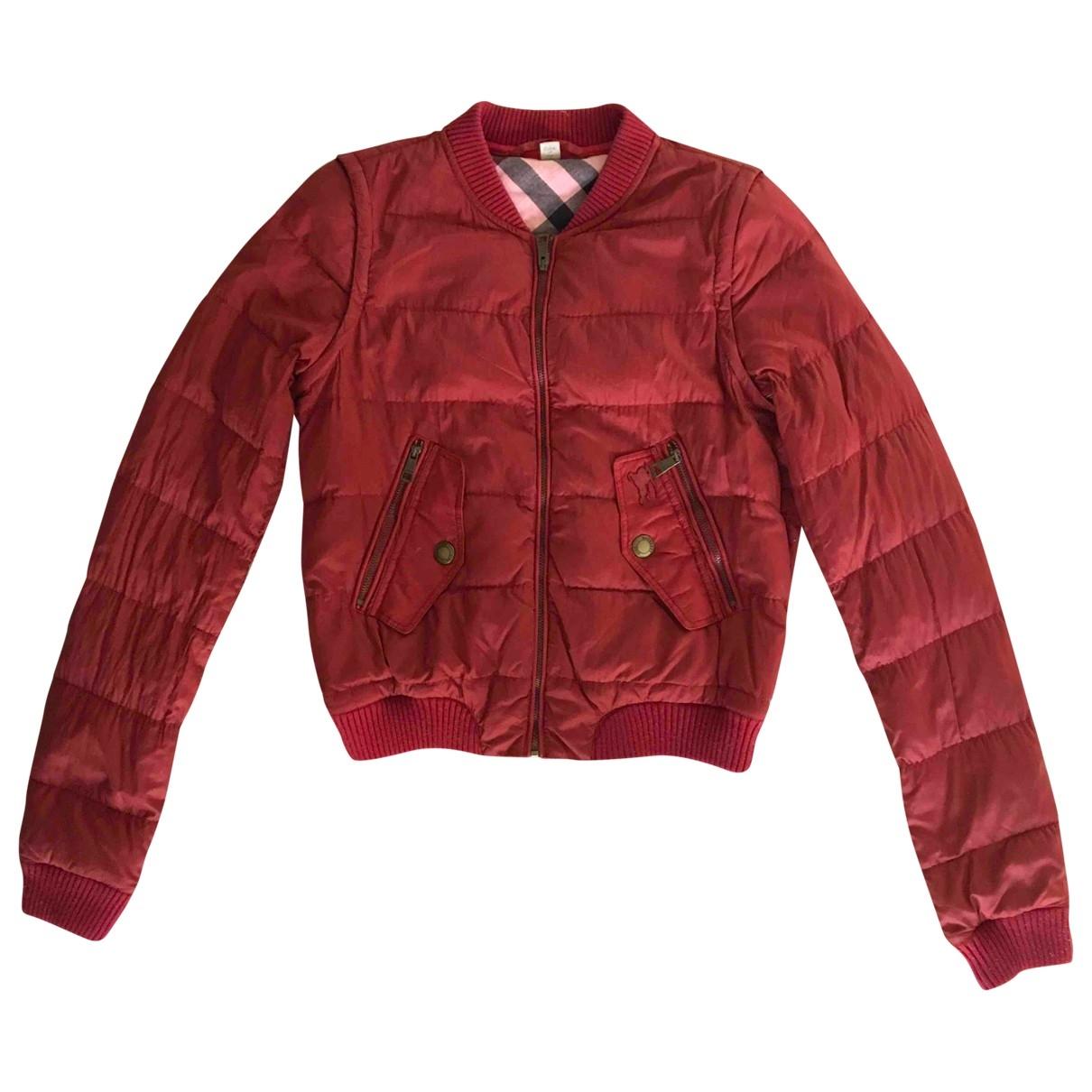 Burberry \N Red coat for Women XS International