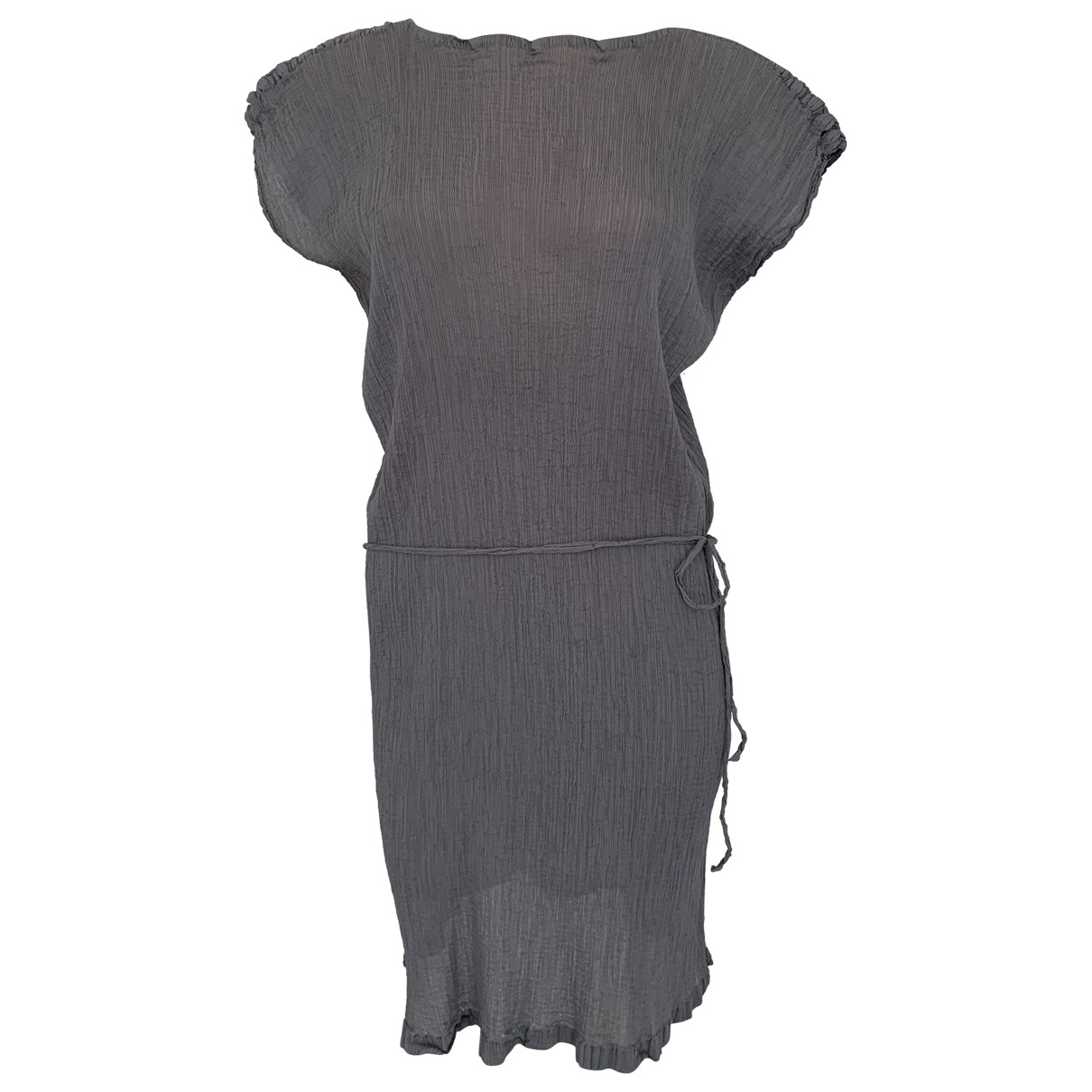Issey Miyake \N Grey dress for Women One Size International