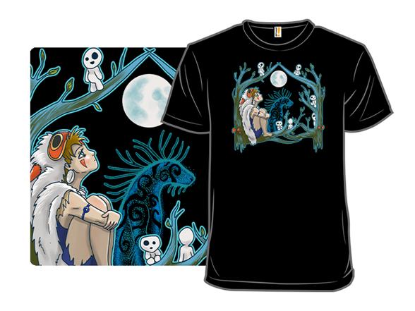 Princess Spirit T Shirt