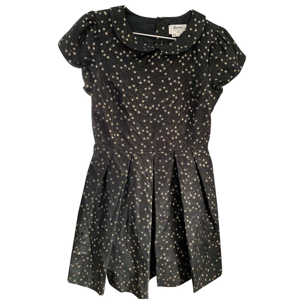 Bonpoint \N Black dress for Kids 18 years - L FR