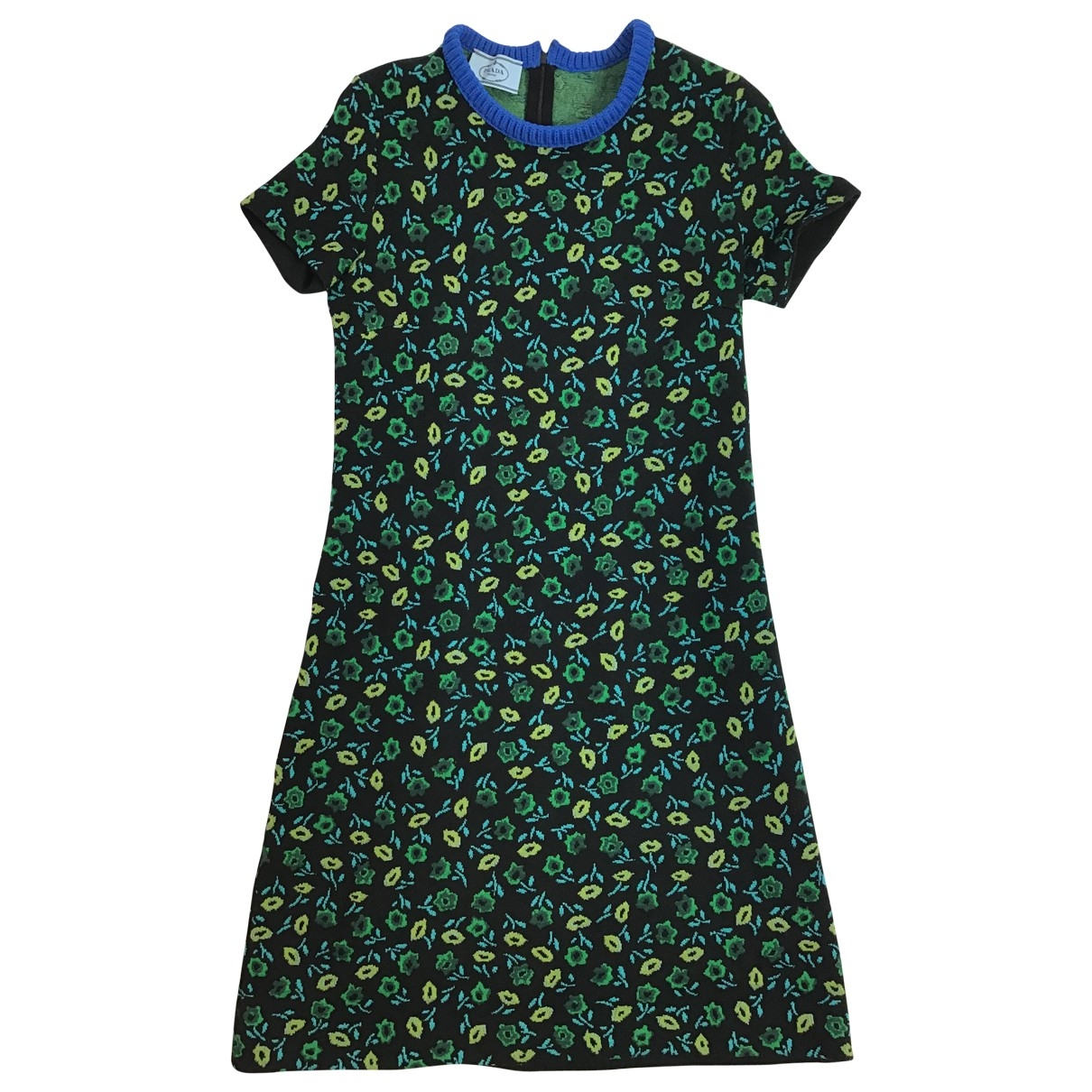 Prada \N Green dress for Women 42 IT