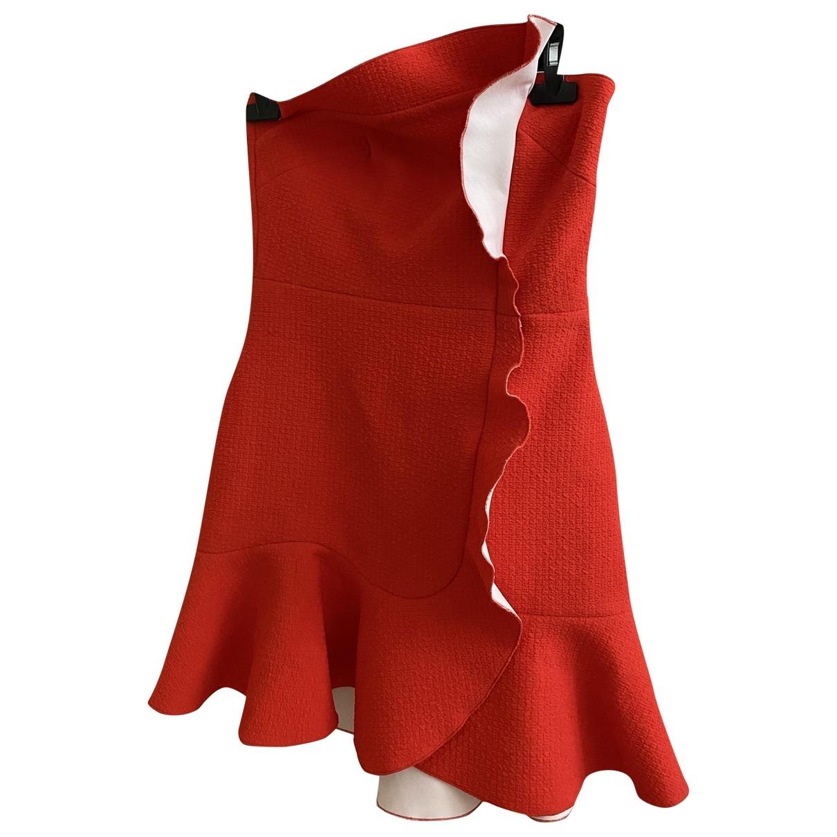Sandro \N Red dress for Women 38 FR