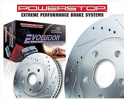 Power Stop K2323-36 Heavy Duty Truck & Tow Brake Kit Front K2323-36