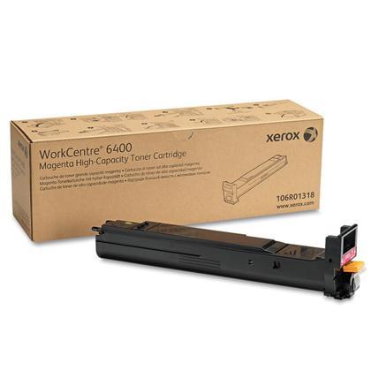 Xerox 106R01318 cartouche de toner originale magenta haute capacité