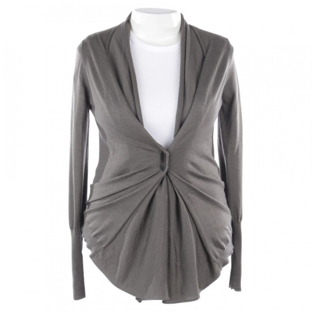Brunello Cucinelli \N Brown Cashmere Knitwear for Women 40 FR
