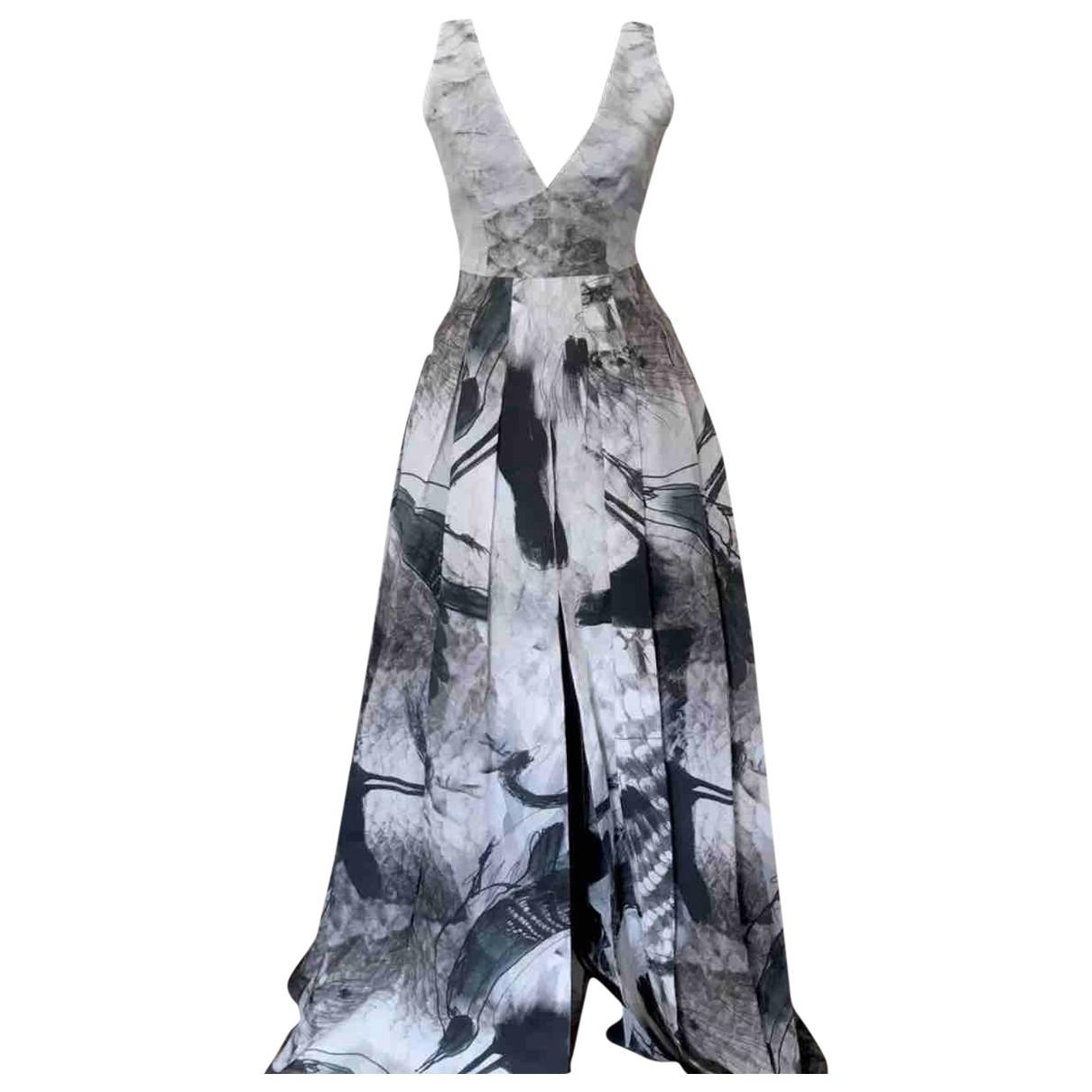 H&m Conscious Exclusive \N Multicolour Silk dress for Women 4 US