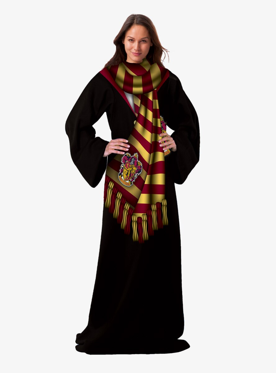 Harry Potter Winter Potter Comfy Blanket