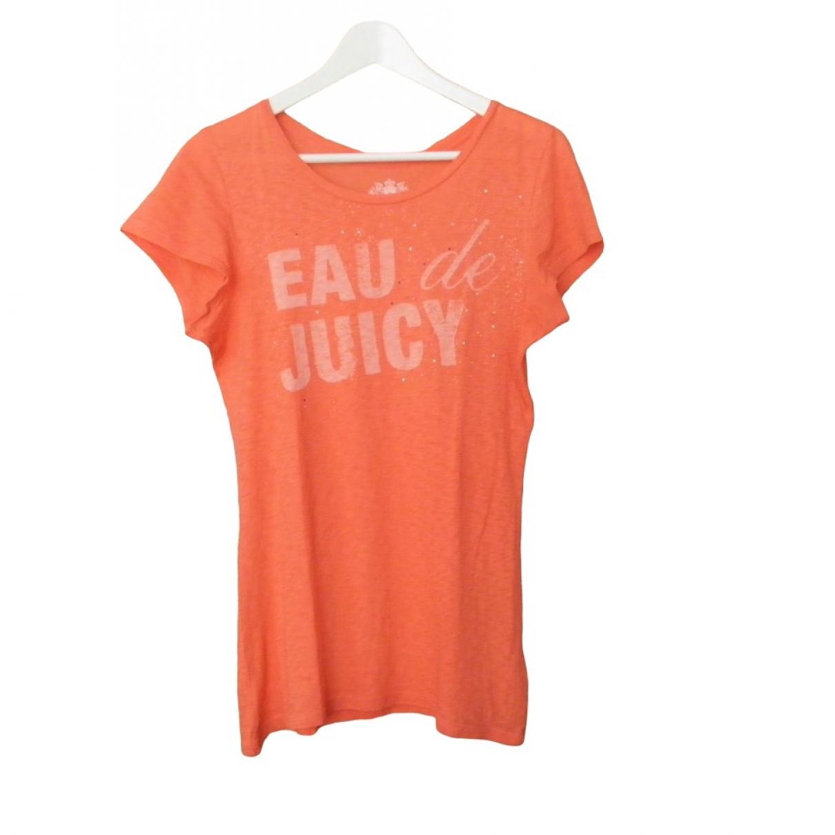 Juicy Couture \N Orange Cotton  top for Women M International