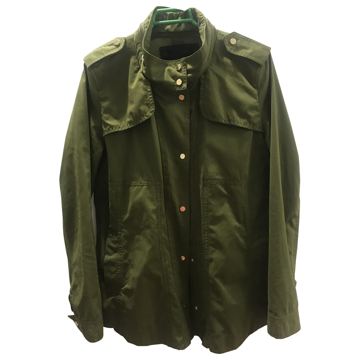 Zara \N Green jacket for Women S International