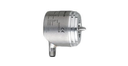 ifm electronic Incremental Encoder  RUP500 10000 ppr 12000rpm IO-Link Solid 4.5 → 30 V dc