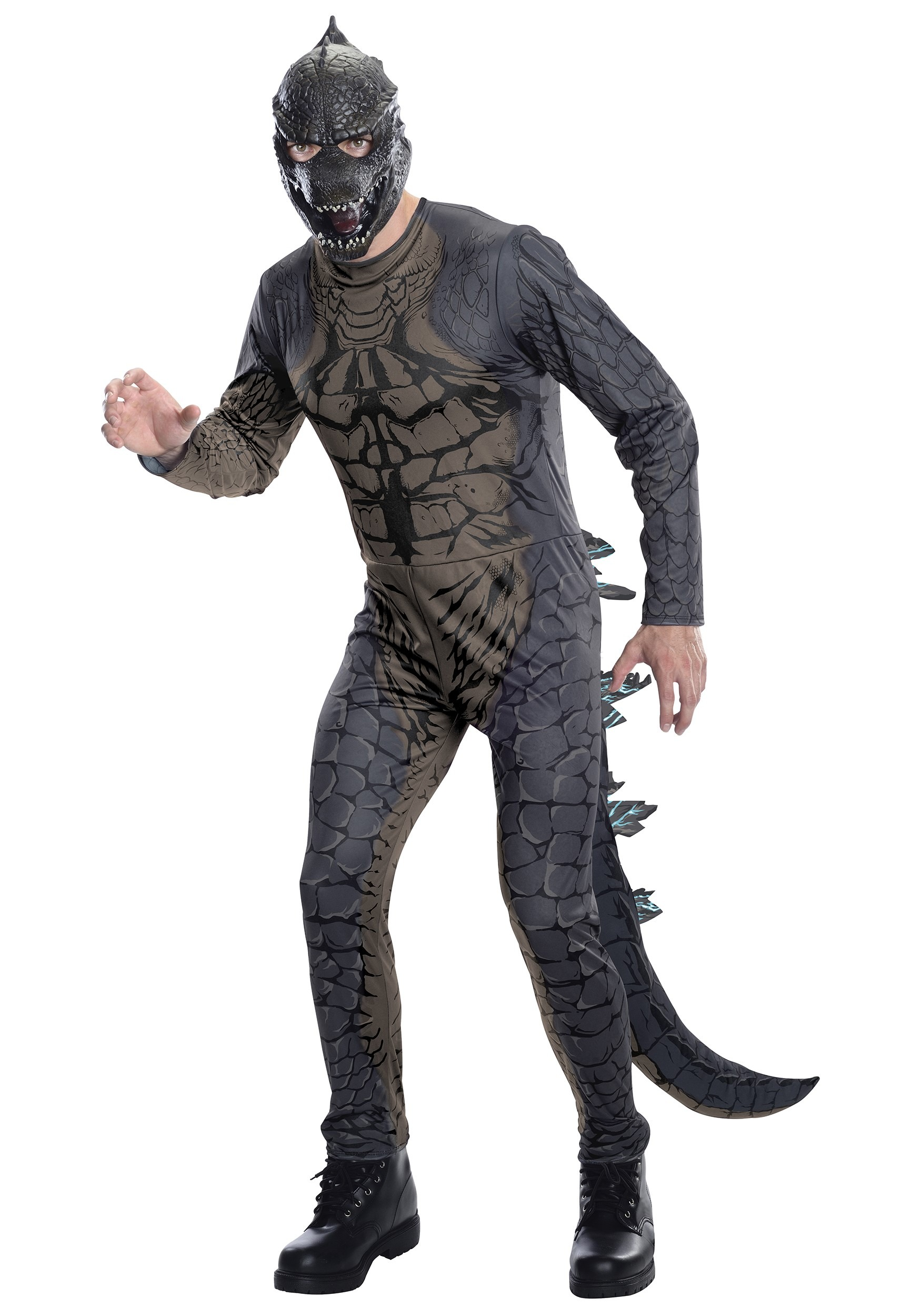 Godzilla King of the Monsters Adult Classic Godzilla Costume
