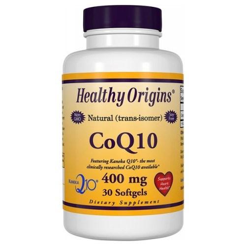 Coq10 30 Sgel by Healthy Origins
