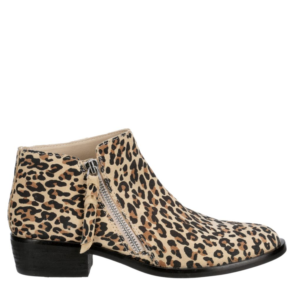 Dolce Vita Womens Shilo Ankle Bootie