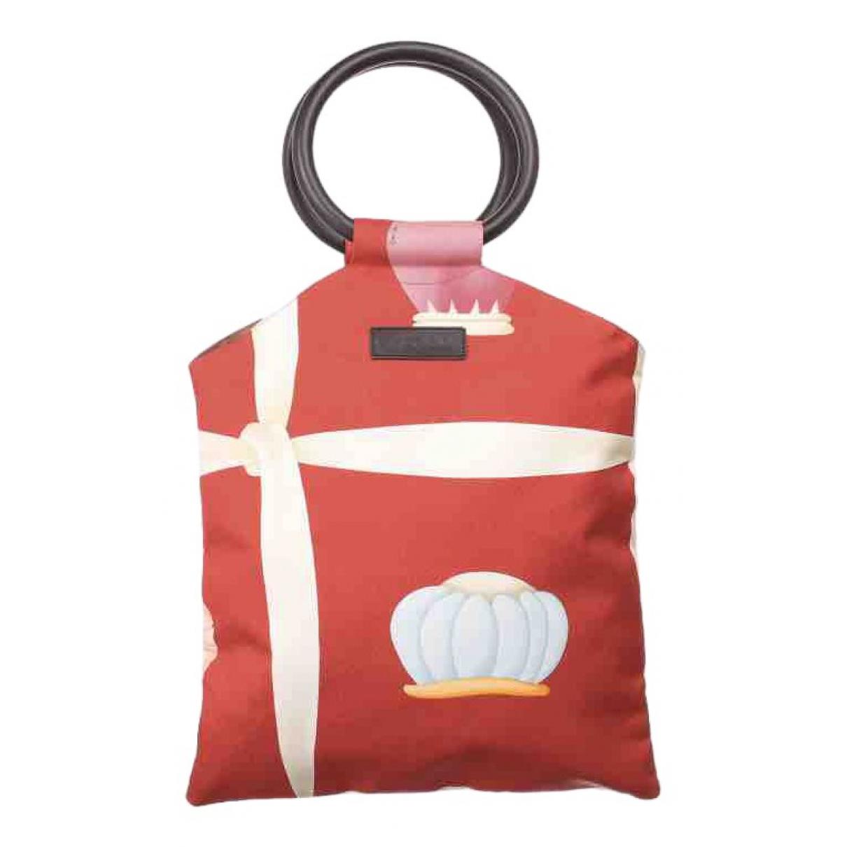 Bvlgari \N Red Cloth handbag for Women \N